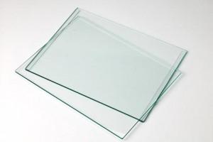 2 mm enkel helder glas